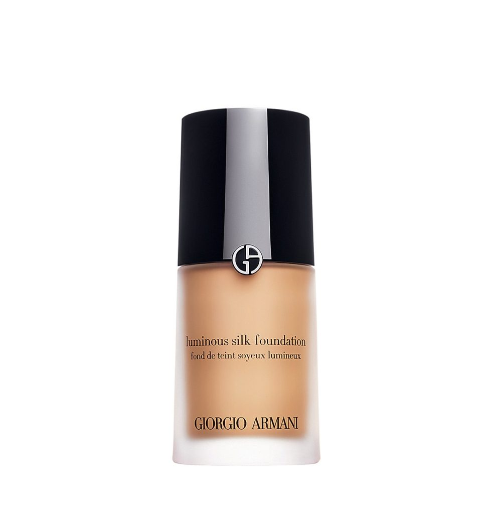Yay or Nay: GIORGIO ARMANI LUMINOUS SILK FOUNDATION